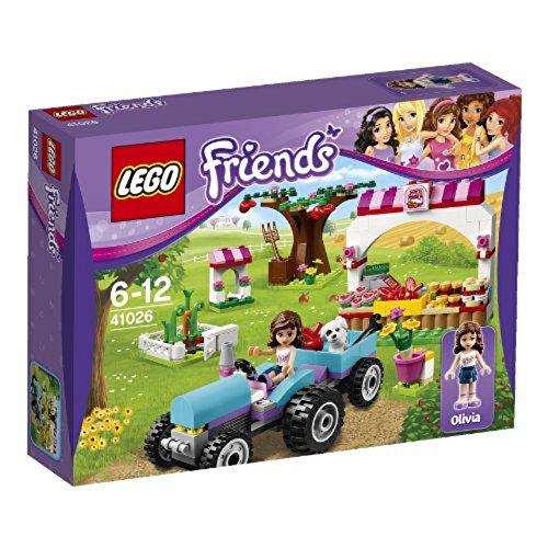 レゴ フレンズ 【送料無料】LEGO Friends Sunshine Harvest 41026レゴ フレンズ