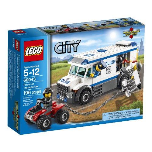 レゴ シティ LEGO City Police 60043 Prisoner Transporter (Discontinued by manufacturer)レゴ シティ