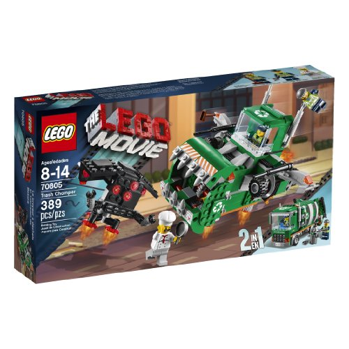 レゴ 【送料無料】LEGO Movie 70805 Trash Chomper (Discontinued by Manufacturer)レゴ