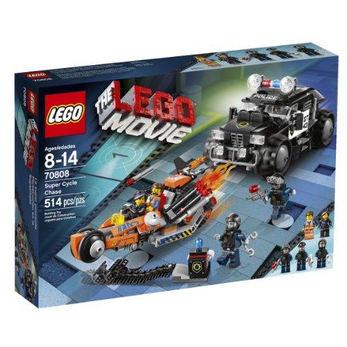 レゴ LEGO Movie 70808 Super Cycle Chase (Discontinued by Manufacturer)レゴ