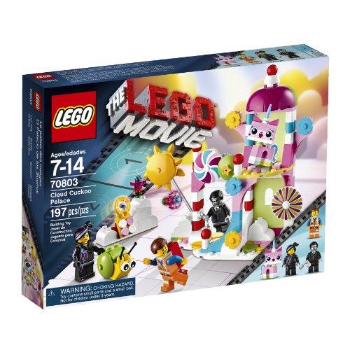 無料ラッピングでプレゼントや贈り物にも 逆輸入並行輸入送料込 レゴ 定番スタイル 送料無料 LEGO 春の新作続々 Movie 70803 Discontinued Cloud Palace Cuckoo Manufacturer by