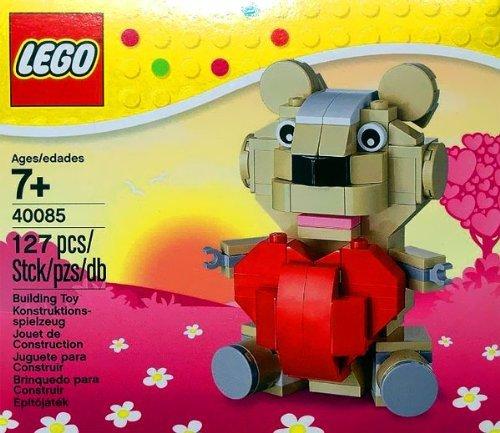 品質のいい レゴ【送料無料 Set】LEGO【送料無料】LEGO Seasonal Bearレゴ Set #40085 Teddy Bearレゴ, 名入れダイニング【彫和家】:511a420b --- kventurepartners.sakura.ne.jp