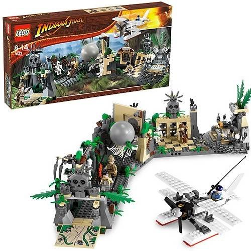 レゴ 【送料無料】LEGO Indiana Jones 7623 Temple Escapeレゴ