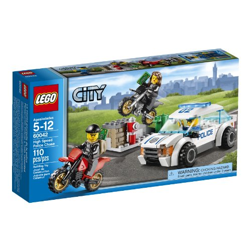 レゴ シティ LEGO City Police 60042 High Speed Police Chaseレゴ シティ