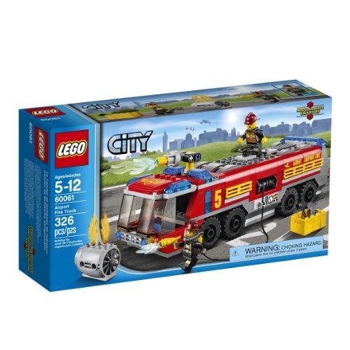 レゴ シティ LEGO City Great Vehicles 60061 Airport Fire Truckレゴ シティ