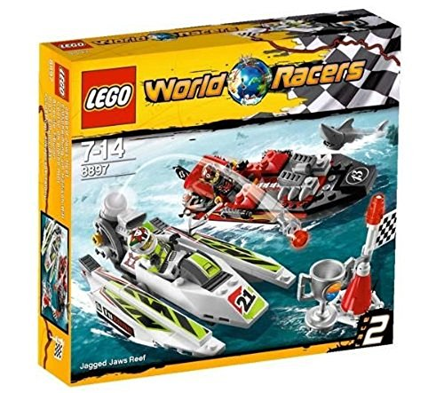 レゴ LEGO World Racers Jagged Jaws Reef 8897レゴ