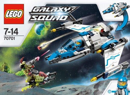 レゴ LEGO Galaxy Squad 70701: Swarm Interceptorレゴ