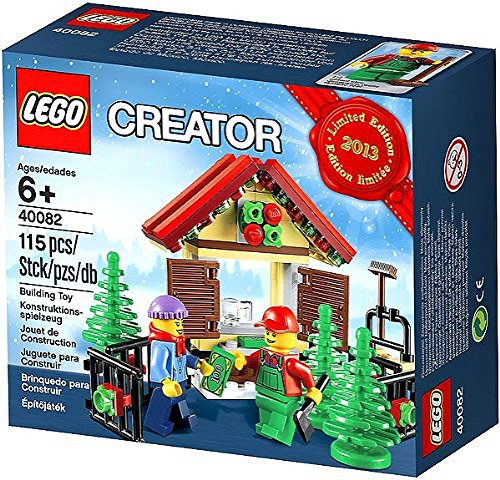 レゴ クリエイター Lego Creator Tree Stand 2013 Limited Edition Holiday Set 40082レゴ クリエイター