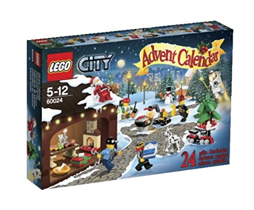 レゴ シティ LEGO LEGO City Advent Calendar シティ 60024 シティ (Discontinued by manufacturer)レゴ シティ, ライフシステム:81d9677b --- gallery-rugdoll.com