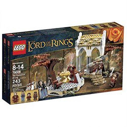 レゴ Lego Lord of the Rings The Council of Elrond 7900レゴ