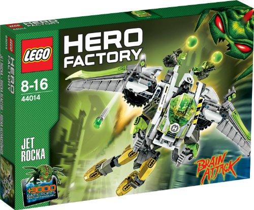 レゴ LEGO Hero Factory Jet Rocka with Detachable Jetpack & Accessories | 44014レゴ