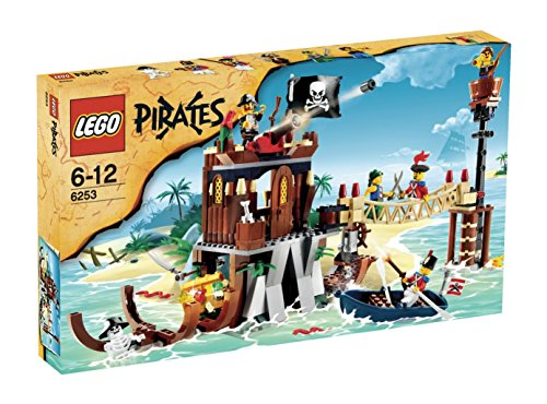 レゴ Lego Pirates Exclusive Limited Edition Set #6253 Shipwreck Hideoutレゴ