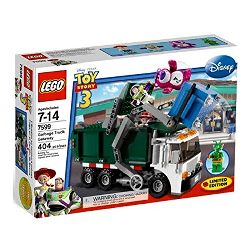 レゴ 【送料無料】LEGO Toy Story 3 Exclusive Limited Edition Set #7599 Garbage Truck Getawayレゴ