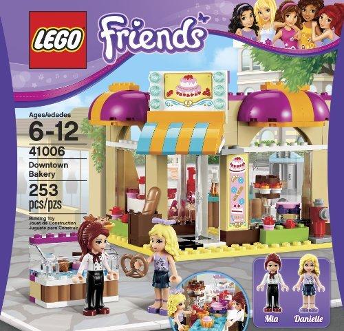 レゴ フレンズ Game/Play LEGO Friends Downtown Bakery Kid/Childレゴ フレンズ