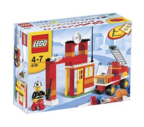 レゴ 【送料無料】LEGO Basic Set fire 6191レゴ