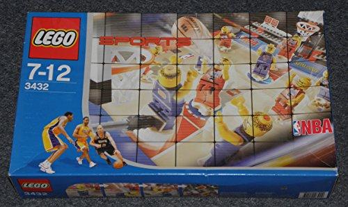 レゴ LEGO Sports NBA Challenge (3432)レゴ