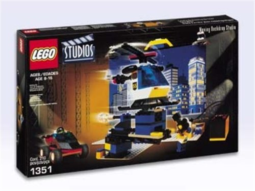 レゴ LEGO screen studio set 1351 (japan import)レゴ