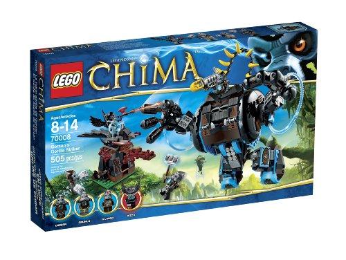 レゴ チーマ Lego, Legends of Chima, Gorzan's Gorilla Striker (70008)レゴ チーマ