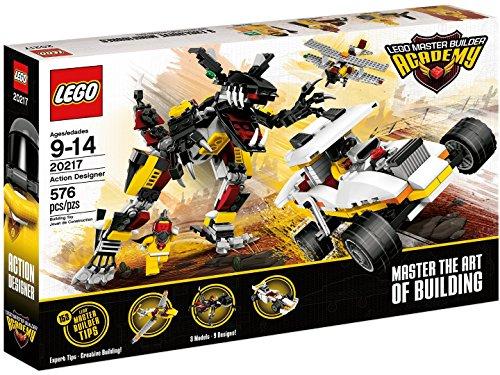 レゴ LEGO Master Builder Academy Action Designer MBA Kit 20217レゴ