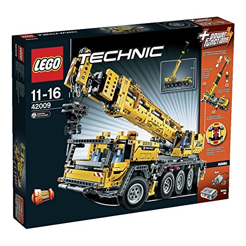 レゴ テクニックシリーズ 【送料無料】LEGO Technic 42009 Mobile Crane MK IIレゴ テクニックシリーズ