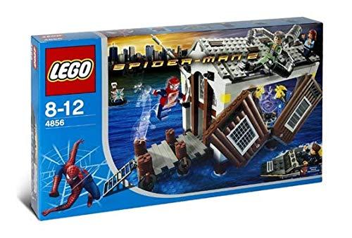 レゴ LEGO Spider-Man 2: Doc Ock's Hide-Out (4856)レゴ