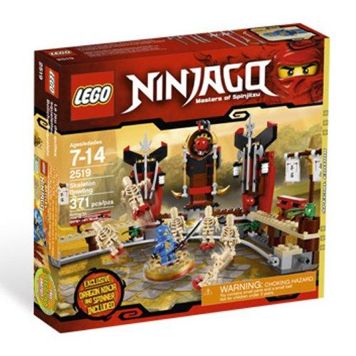 レゴ ニンジャゴー LEGO Ninjago Exclusive Special Edition Set #2519 Skeleton Bowling Includes Jay Dragon Ninja Mini Figure Spinner!レゴ ニンジャゴー