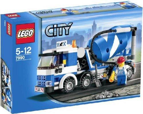レゴ シティ LEGO City Cement Mixer (Set #7990)レゴ シティ