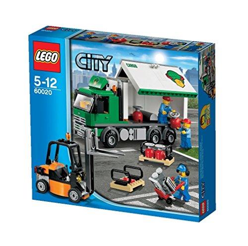 レゴ シティ 【送料無料】LEGO City 60020 Cargo Truck Toy Building Setレゴ シティ