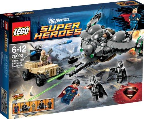 レゴ スーパーヒーローズ マーベル DCコミックス スーパーヒーローガールズ LEGO Super Heroes Superman Battle of Smallville w/ Minifigures | 76003レゴ スーパーヒーローズ マーベル DCコミックス スーパーヒーローガールズ