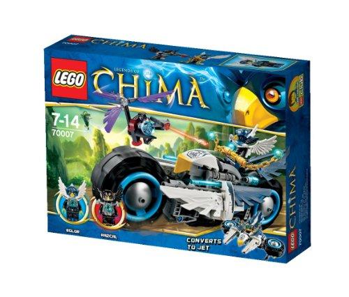 レゴ チーマ LEGO Chima 70007 Eglors Twin Bikeレゴ チーマ