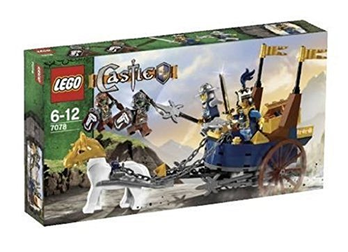 レゴ Lego Castle 7078 King's Battle Chariotレゴ