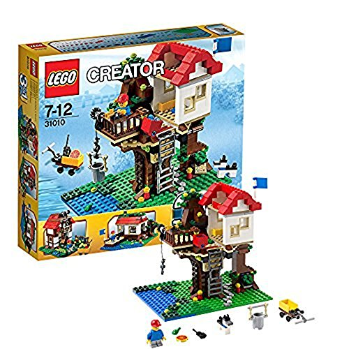 レゴ クリエイター 【送料無料】LEGO Creator 31010 Treehouse (Discontinued by manufacturer) by LEGOレゴ クリエイター