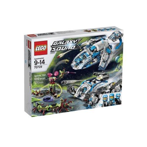 レゴ 【送料無料】LEGO Galaxy Squad 70709 Galactic Titanレゴ