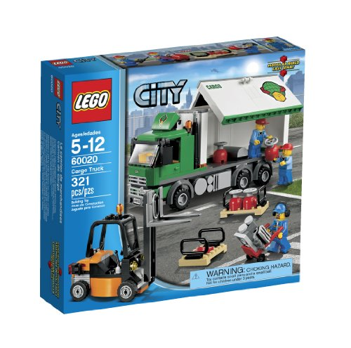 レゴ シティ LEGO City 60020 Cargo Truck Toy Building Setレゴ シティ