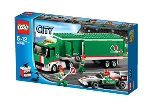 レゴ シティ LEGO City 60025 Grand Prix Truck Toy Building Set (MFG Age: 5 - 12 years)(レゴ シティ
