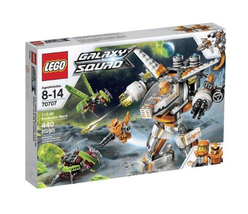 レゴ LEGO Galaxy Squad CLS-89 Eradicator Mechレゴ