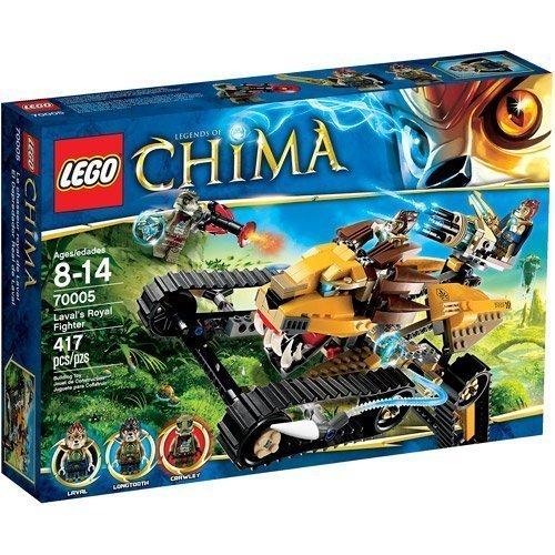 レゴ チーマ LEGO Chima Laval Royal Fighter Play Setレゴ チーマ