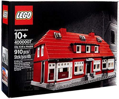レゴ 【送料無料】LEGO Exclusive Set #4000007 Ole Kirk's Houseレゴ