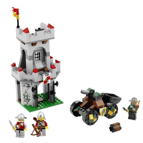 レゴ Kingdom Outpost Regokingudamuレゴ
