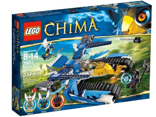 レゴ チーマ LEGO Chima 70013 Equilas Ultra Strikerレゴ チーマ