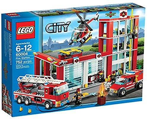 レゴ シティ LEGO City 60004 Fire Stationレゴ シティ