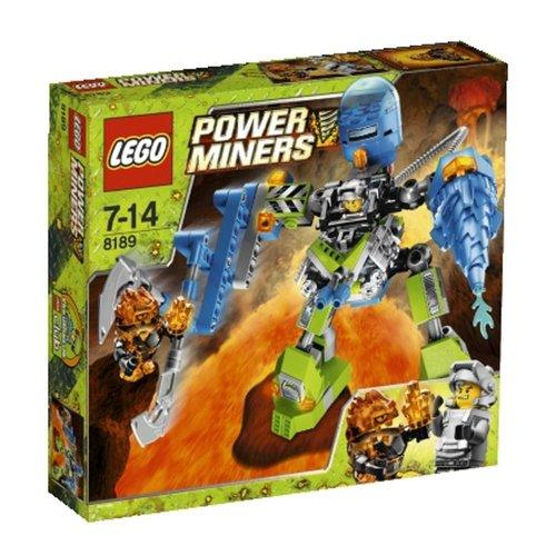 レゴ LEGO (Power Miners Magma Mech 8189レゴ