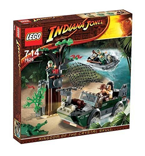 レゴ LEGO Indiana Jones River Chaseレゴ