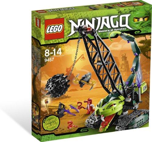 レゴ ニンジャゴー LEGO Ninjago 9457 Fangpyre Wrecking Ball (415pcs)レゴ ニンジャゴー