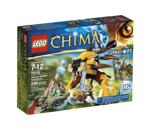 レゴ チーマ LEGO Chima Ultimate Speedor Tournament 70115レゴ チーマ