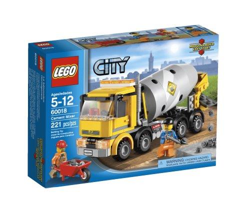レゴ シティ LEGO City Cement Mixer 60018レゴ シティ
