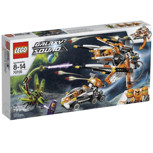 レゴ 【送料無料】LEGO Space Bug Obliterator 70705レゴ
