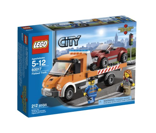 レゴ シティ LEGO City Flatbed Truck 60017レゴ シティ