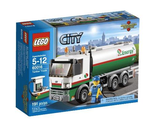 レゴ シティ LEGO City Tanker Truck 60016レゴ シティ