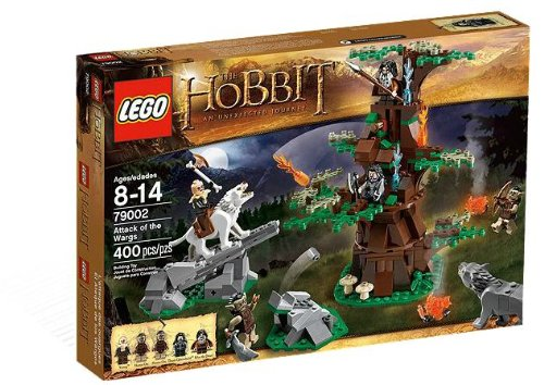 レゴ LEGO The Hobbit Attack of The Wargsレゴ
